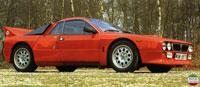 Lancia beta 037 Rally
