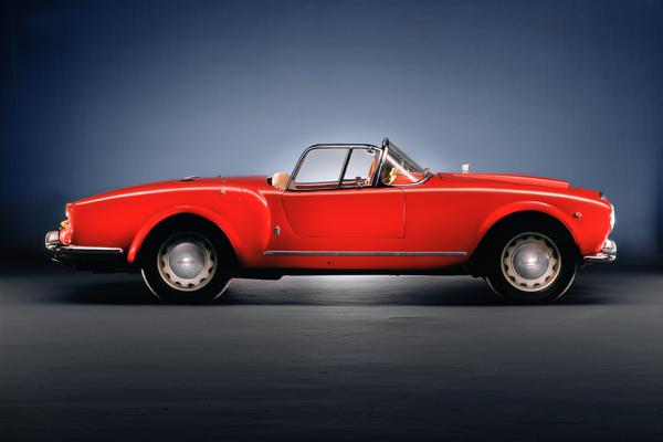 italian cars club lancia aurelia