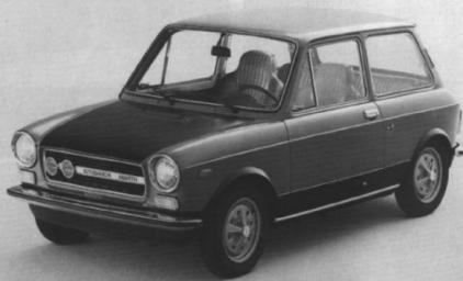 italian cars club autobianchi l 39 histoire. Black Bedroom Furniture Sets. Home Design Ideas